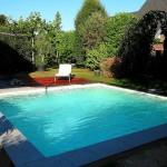 Individuelle Schwimmbeckenanlage
